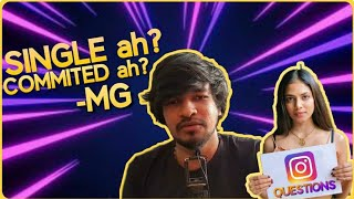 My Celebrity Crush | Tamil | Madan Gowri | MG