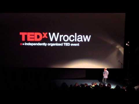 Living in the world of unlimited possibilities: Radek Miszczak at TEDxWroclaw