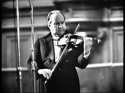 David Oistrakh - Schubert - Valse-Caprice No 6