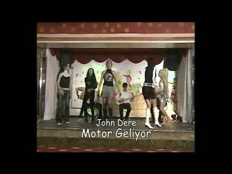 Ankaralı Yasemin - John Dere / Motor Geliyor - (Official Video)