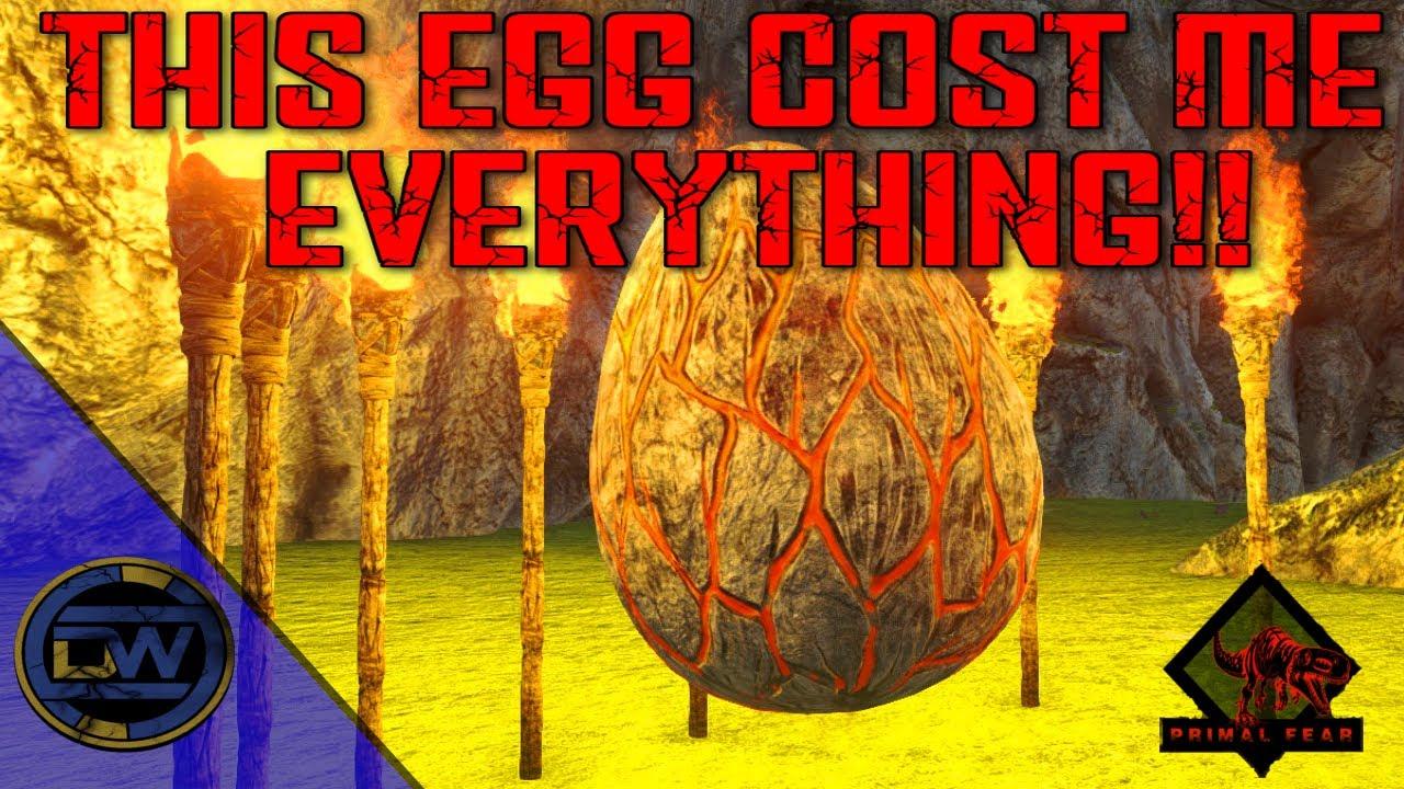 Download Stealing A Wyvern Egg    Primal Fear   Extinction Core   Ark: Survival Evolved   S1:Ep05