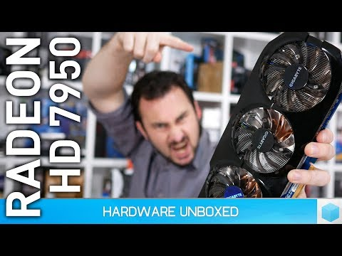 Can The RX 560 Outperform 2012's $450 Radeon HD 7950?