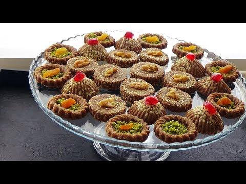 gâteau-aux-dattes-et-semoule-sans-cuisson-ou-sucre-ajouté!!-facile