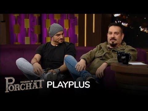 Mendigo e Bola falam sobre projeto para o PlayPlus, nova plataforma da Record TV