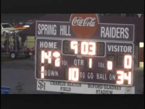 5th Quarter 09-19-2015 THS vs Springhill