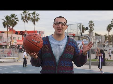 Nerds Play Basketball In The Hood Compilation
