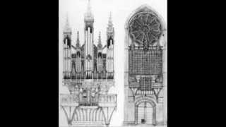 Nicolas de Grigny. Livre d'orgue (1699) la messe.