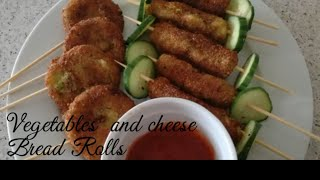 vegetables and chicken rolls recipe  ramadan recipe  @samee cooking recipes