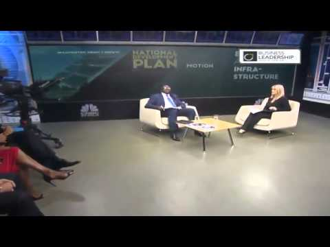 Episode 2: An exclusive session with Minister Nene