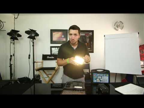 Lighting Vidpro Professional Photo Video 96 Led Light Kit Review