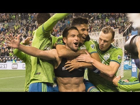 Seattle Sounders - Sounders Cruise to Another Western Conference Final