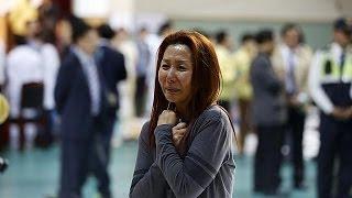 Verunglückte Fähre in Südkorea: Verzweifelte Eltern wollen zu ihren Kindern
