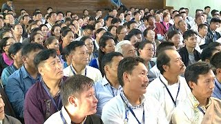 First Parents' Conference of Tibetan Schools - Opening Ceremony