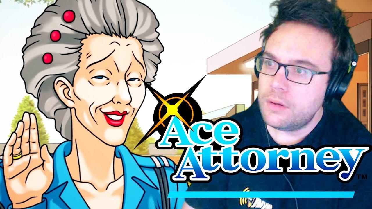Download LES JEUNES D'AUJOURD'HUI | Phoenix Wright : Ace Attorney (Partie 5)