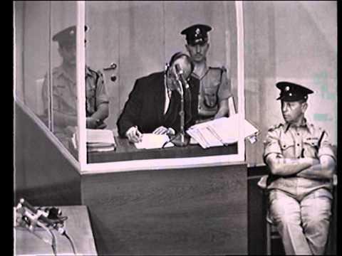 Eichmann trial - Session No. 30 , 31