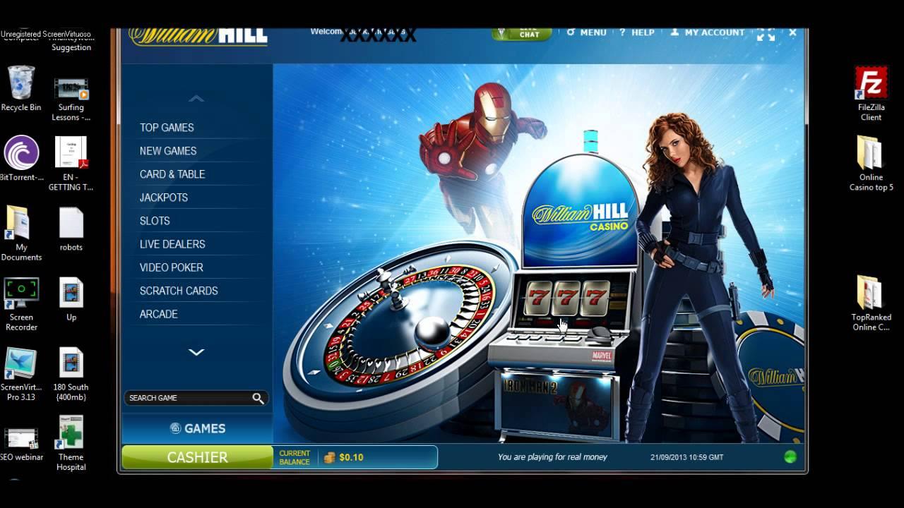 William Hill Live Casino Online