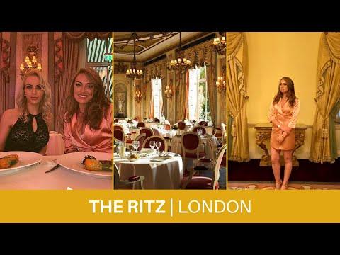 The Ritz for Dinner | Mayfair, London