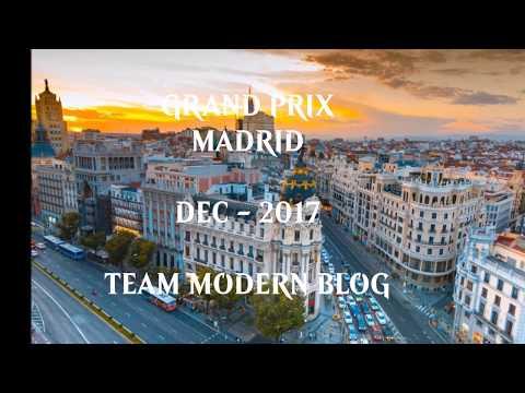 Grand Prix Madrid Dec 2017 MTG Vlog