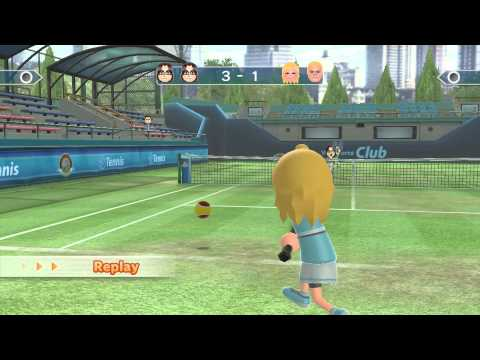 Let's Look | Wii Sports Club