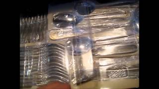 видео Столовый набор приборов