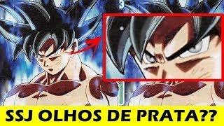 BOMBA!!! GOKU SSJ OLHOS DE PRATA CONFIRMADO!!!!