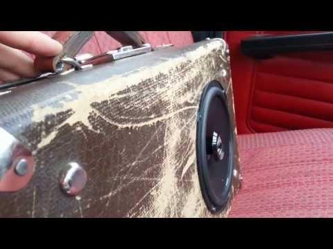 видео: Обзор музыкального чемодана