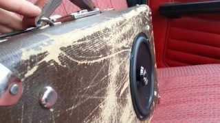 видео Новое поступление: чемоданы и ящики для инструмента PARAT