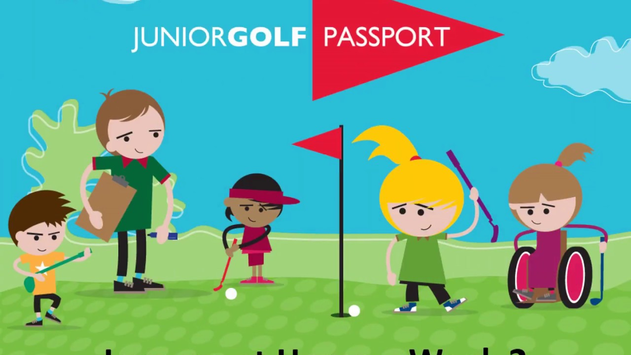 Your Passport To Golf At Home Golf Foundation