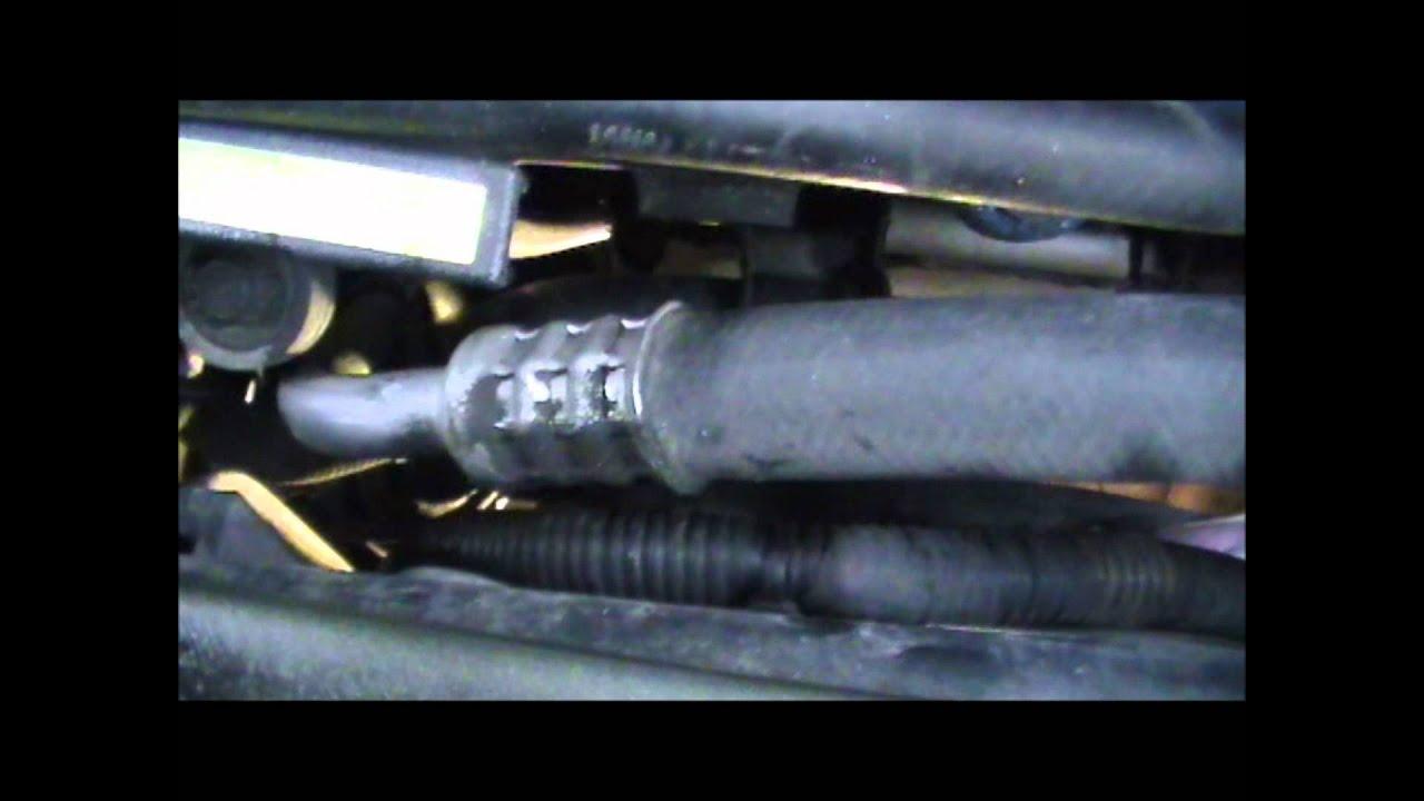Ford Contour Repair Pt 1