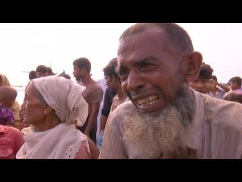 БҰҰ-ның бас хатшысы Мьянма үкіметін зорлық-зомбылықты тоқтатуға шақырды (06.09.17)