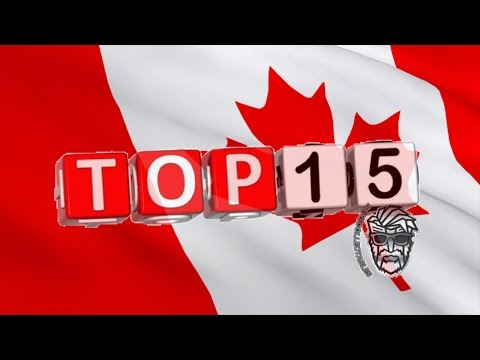 Canada Update, House Keeping and Top 15 of 2015