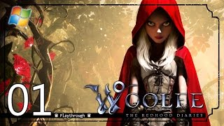 Woolfe - The Red Hood Diaries (PC) - 01