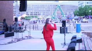 Tania Brou- Videoblog#1- Boston MA