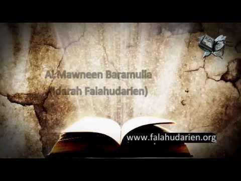 AL MAVINEEN (FALAHUDARIEN) BLA 2015-16 REPORT