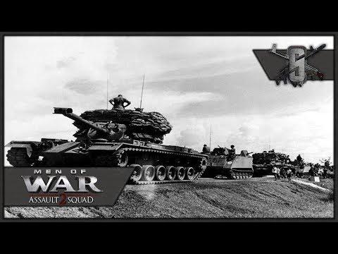 NVA Ambush of US Convoy in Vietnam - Robz Mod - MoW:AS 2 Vietnam War