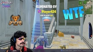 DrDisrespect GETS OUTPLAYED! Fortnite WTF & Funny Moments #2