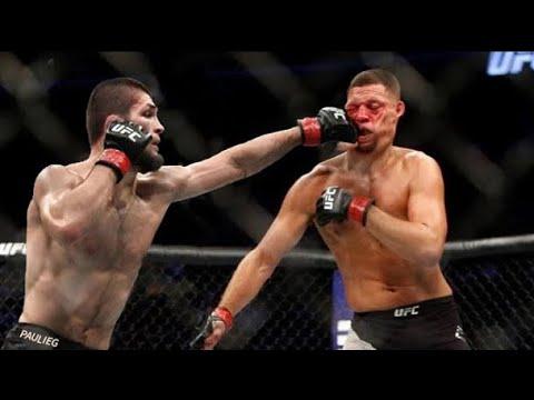 UFC 260: Khabib Nurmagomedov Vs Nate Diaz Mega Fight