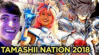 Tamashii Nation 2018 - Evento de Action Figure no Japão