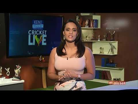 Mayanti Langer In Kent Cricket.. Hot