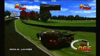 TOCA 2 Touring Car Challenge PS1: Brands Hatch