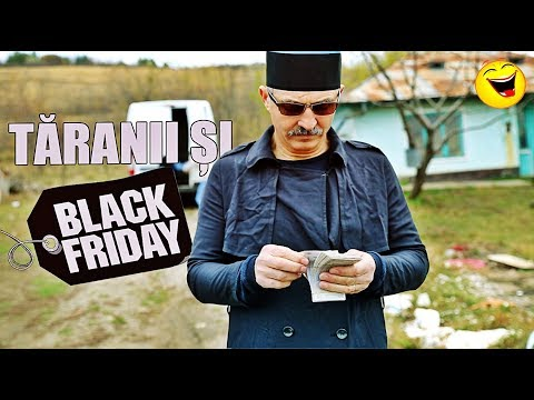 BLACK FRIDAY ÎN SAT 😂 #3Chestii