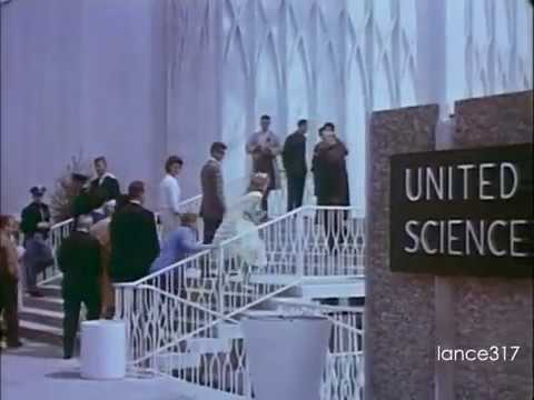 Maserati - Inventions (2007) with 1964 World's Fair video (mash-up)