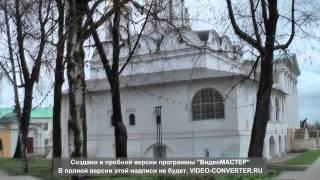 Золотое кольцо 2015  4 день 1 ч (Ярославль-Рыбинск-Углич)