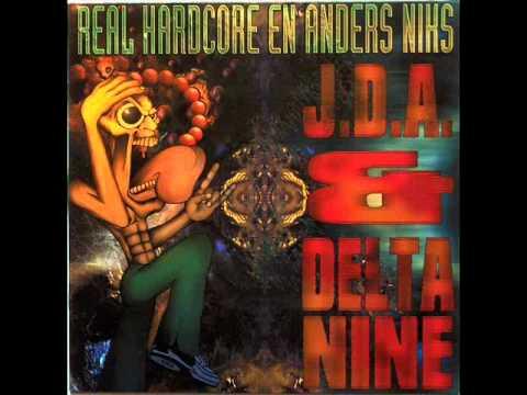 J.D.A. & Delta Nine - Voel Je Die Bass