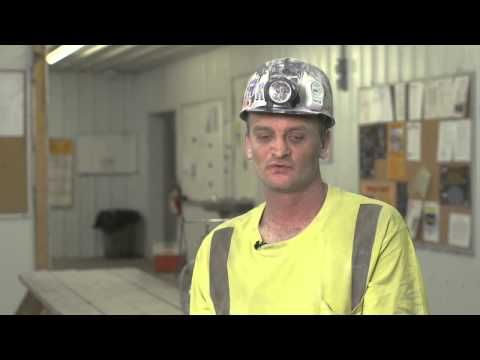 Sunrise Coal Miner Profiles - Rusty Berry