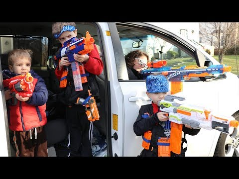 Nerf War:  Payback Time 14