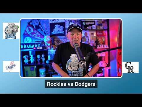 Colorado Rockies vs Los Angeles Dodgers Free Pick 9/18/20 MLB Pick and Prediction MLB Tips