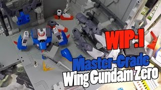455 - MG Wing Gundam Zero WIP:1
