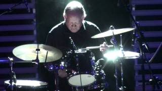 Tales of a raggy tramline  Brian Bennett drum solo   Warren Bennett and friends