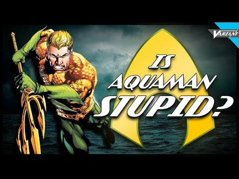 Download Youtube: Why Aquaman Is Cooler Than You Think!